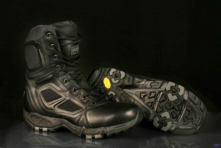 Вся ботинки Magnum. испытаны и сертифицированы. Обувь Magnum - это широкий